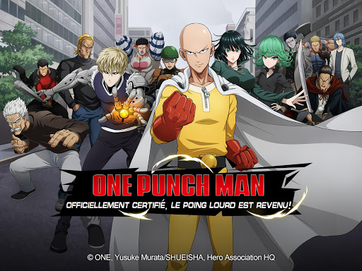 One-Punch Man: Road to Hero fond d'écran 1