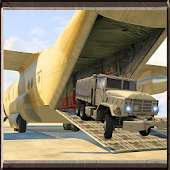 Army Transport Truck Driver 3D