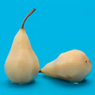 Vanilla Poached Pears