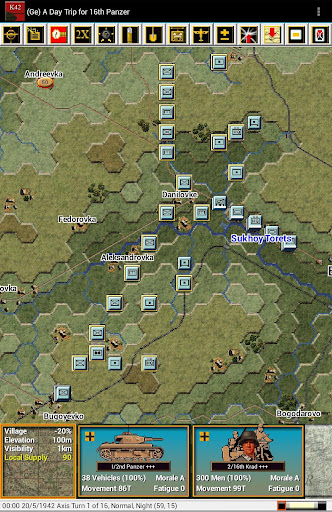 Télécharger Panzer Campaigns - Kharkov '42 mod apk screenshots 6