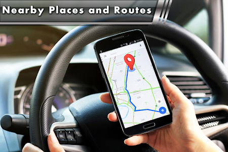 GPS Route Finder & Location POI Tracker Free 1.0.4