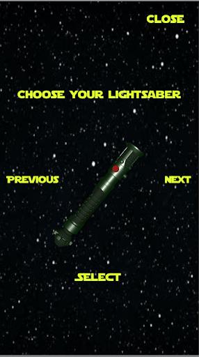Lightsaber Simulator apktram screenshots 7