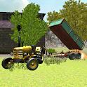 Classic Tractor 3D: Wheat icon