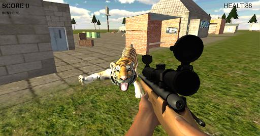 狙擊手刺客 - 虎