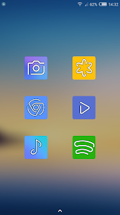 NOTE 8 UX - HD ICON PACK Screenshot