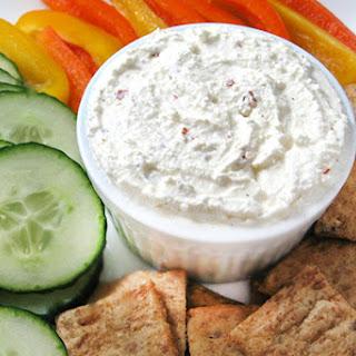 Skinny Feta-Yogurt Dip
