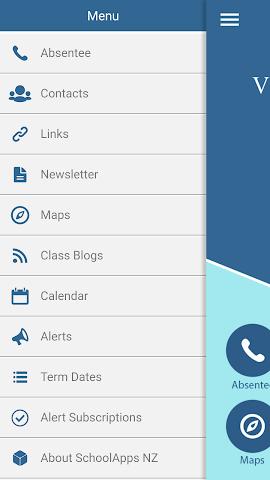 android Victoria Avenue School Screenshot 1