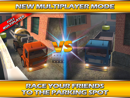 Truck Simulator Game 2015