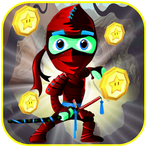 Ninja Red Run Terrible 冒險 App LOGO-APP試玩
