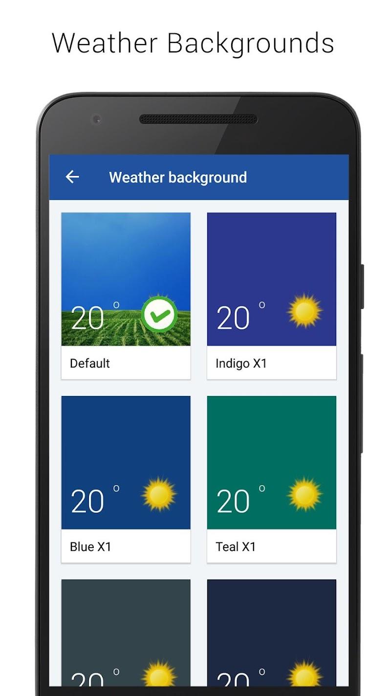 Digital clock & world weather Screenshot 15