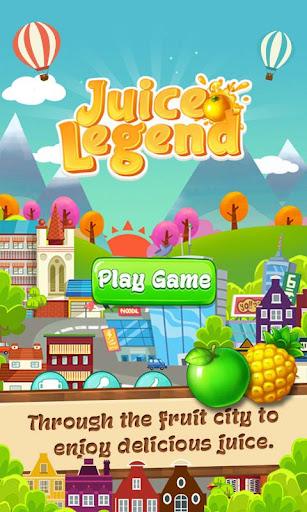 Juice Legend - Match 3
