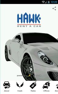 Hawk Rent A Car - náhled