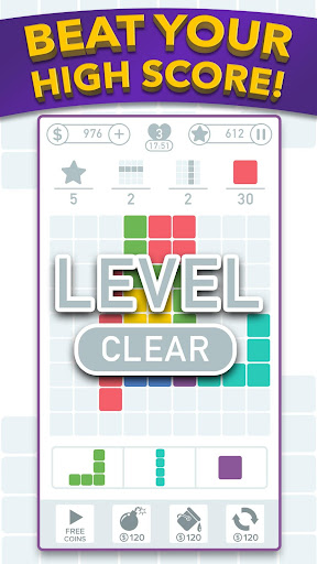 Best Blocks - Free Block Puzzle Games screenshots 4