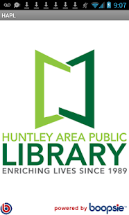 Huntley Area Public Library- screenshot thumbnail