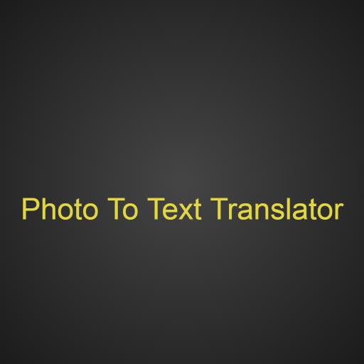 Translate photo to your language: Photo translator