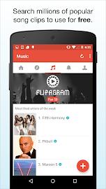 Flipagram Screenshot 2