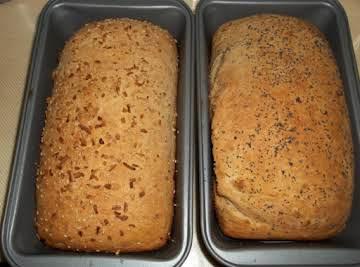 Mom's onion bread