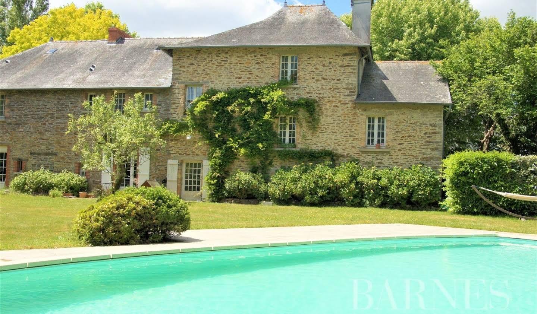 Propriété avec piscine Rennes