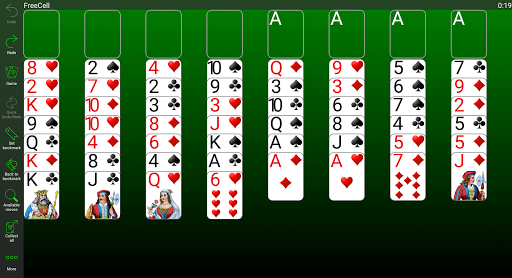250+ Solitaire Collection 4.15.4 screenshots 9