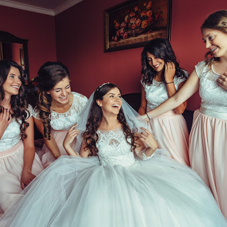 Wedding photographer Michael Baloga (xfoto). Photo of 10.03.2017