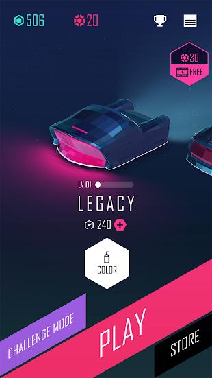 Beat Racer- screenshot thumbnail