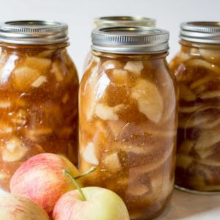 Apple Pie Filling Recipe