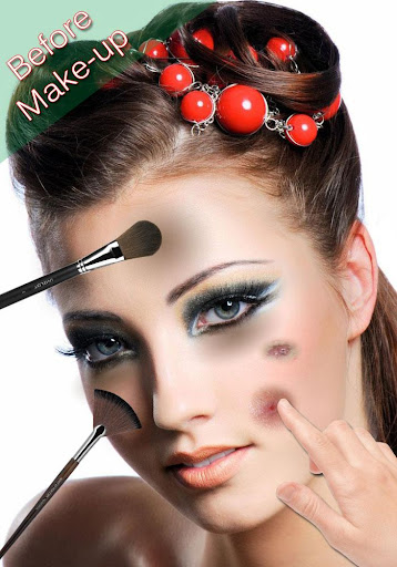 Face Make-Up Editor