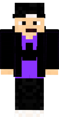 There is a new MineCraft_Skin Upgrade Of adidas_better