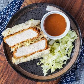 Katsu Sando (Japanese Pork Cutlet Sandwich) Recipe