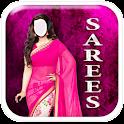 Sarees Photo Montage icon