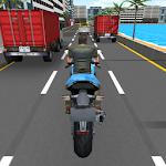 Moto Racer Icon