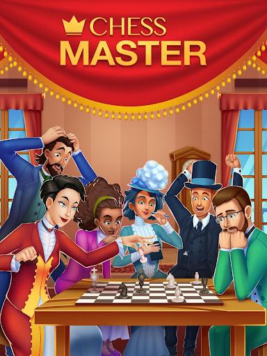Chess Master Game 1.5 screenshots 1
