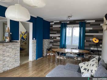 Maison 6 pièces 84 m2