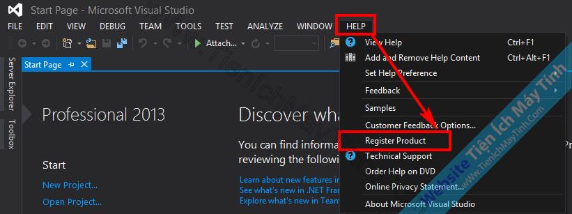 Download Visual Studio 2015 Full + Hướng Dẫn Cài Đặt