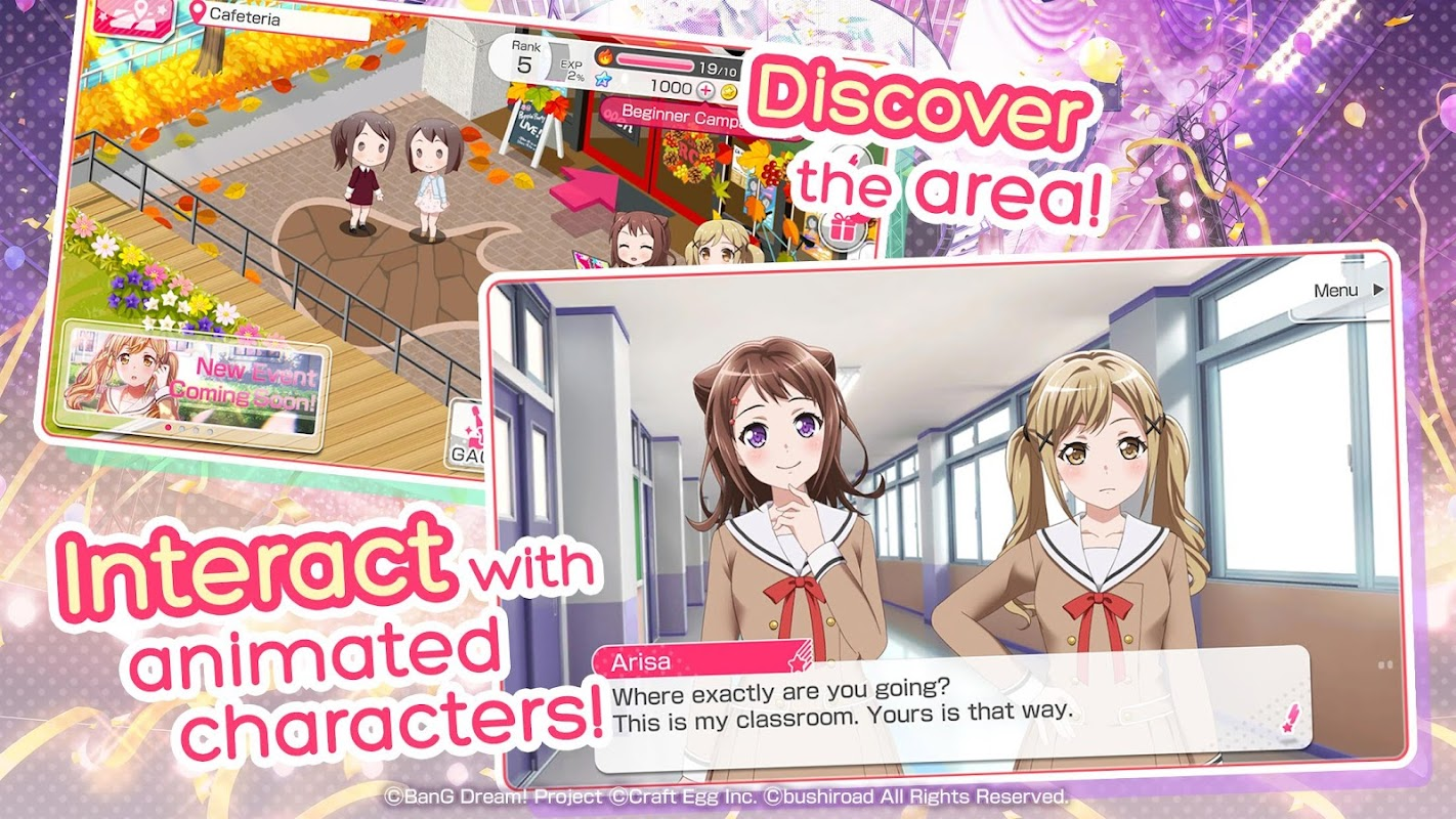 BanG Dream! Girls Band Party! APK Latest Version Download