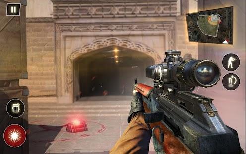 Frontline Counter Terrorist: Sniper Mission - náhled