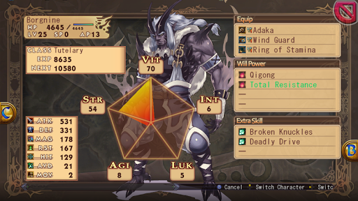 RPG Record of Agarest War screenshot 8