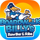 Boardwalk Billy's Raw Bar Ribs