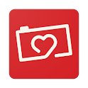 lovetopost - pics to postcards icon