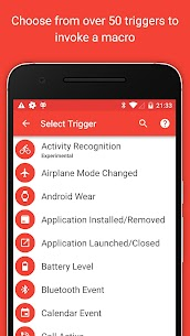 MacroDroid – Device Automation v4.2.0 build 9023 [Mod] APK 2