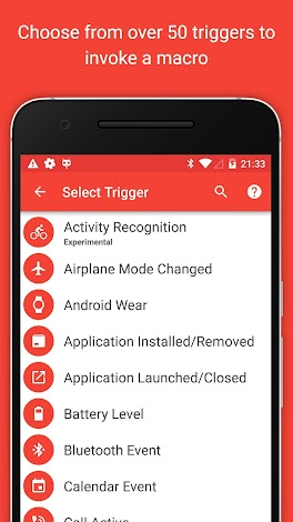 MacroDroid - Device Automation PRO 3.17.12 Build 8042.APK