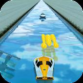 Subway Boat Racing 3D