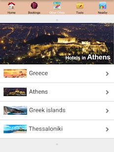 Crete Hotels - náhled