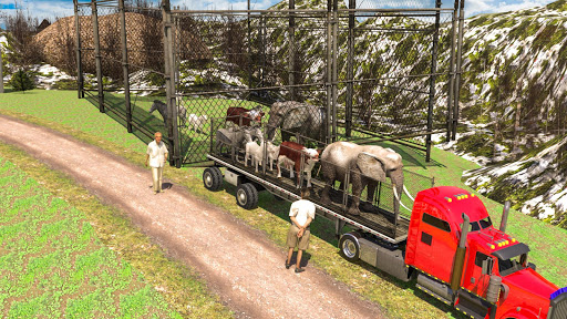 Farm Animal Transporter Truck Simulator 2017 for PC