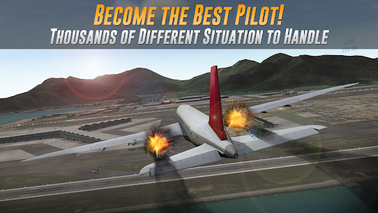 Airline Commander – A real flight experience MOD APK (Unlimited Money) 3