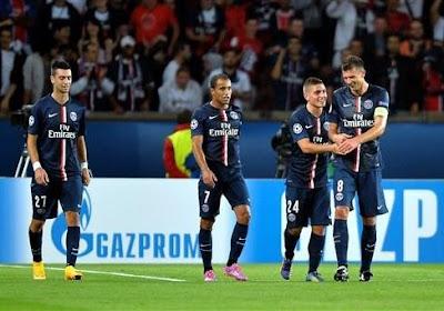PSG geeft overwinning uit handen tegen Monaco