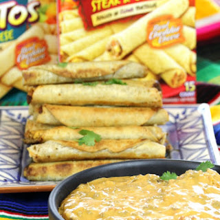Beef Queso Dip.