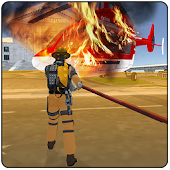 City firefighter Hero Rescue