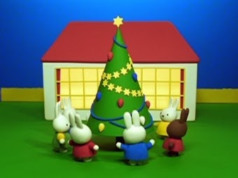 Miffy and the Three Christmas Trees/Snuffy's Winter Fun