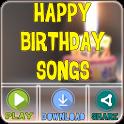 Happy Birthday Songs Offline icon